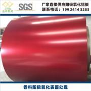 阳极氧化铝板产品有什么特点?阳极氧化铝卷的优势